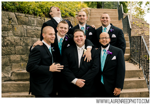 Alicia & Scott Greensburg Wedding