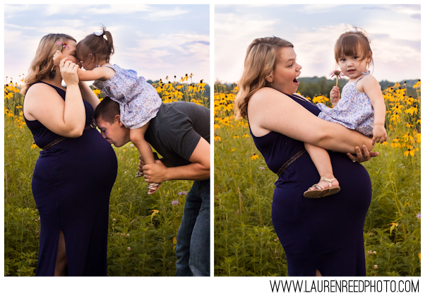 Ginny + Ryan Maternity Session