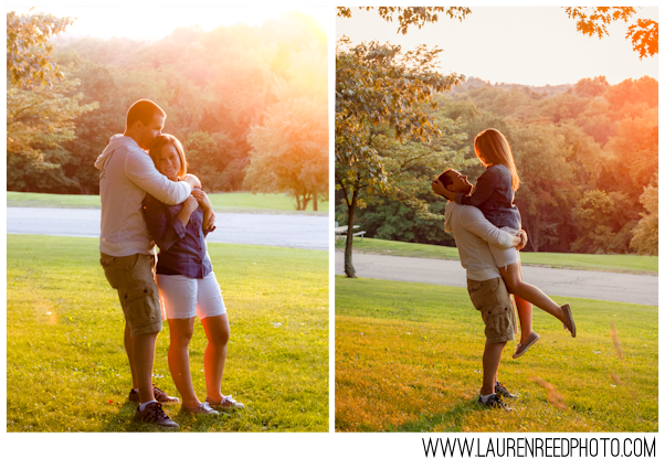 Brittany & Jason {Engagement Session}