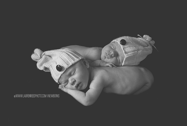 Cash & Kane Newborn Session